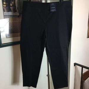 Marks & Spencer Cotton Stretch 7/8 Trousers